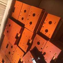Precise machined anti-static bakelite plate for transformer