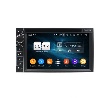 Sistema di infotainment universale Double Din Android 9.0