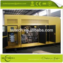 Precio barato y entrega rápida generador diesel 350Kva 400V accionado por el motor CUMMINS NTA855-G2A