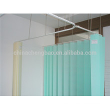 China supplier curtain pleated hospital curtain in emergency room