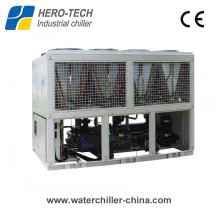 -10c 70kw Air Cooled Low Temperature Screw Water Chiller for Electronic Devices