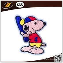 Cartoon Eco-Friendly Handtuch Stickerei Chenille Patch