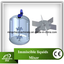 Stailess Steel Immiscible Liquids Mixing Tank