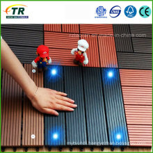 Supply Wood Plastic Composite Decking DIY Tiles