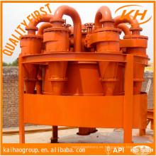 ¡¡EN STOCK!! Limpiador de barro de perforación / Desander de fango Desander de fango de hidrociclón de 12 pulgadas