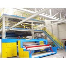 Machine à non-tissé filé-lié en polypropylène SMMS2400