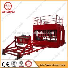 Hydraulisches gewolltes Ende, das Maschine / keine Schablone-unregelmäßige gewollte Hauptfalte-Maschine / Teller-Enden-Maschine vorschreibt