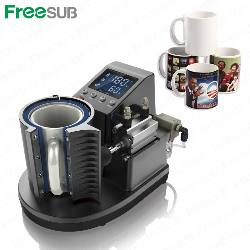 FREESUB Sublimation Cups And Mugs Printing Machine