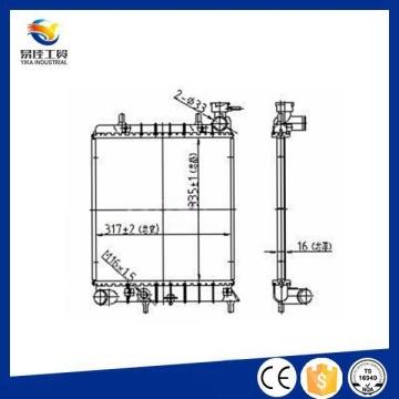Pièces de refroidissement de haute qualité Système de radiateur automatique