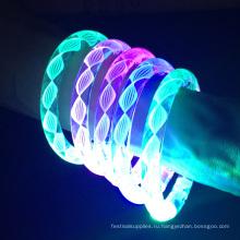 Горячие продажи ремесленных белый светодиодный браслет