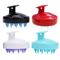 Hot Sale silicone scalp brush hair shampoo brush