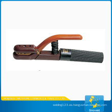 Soporte de cable de soldadura