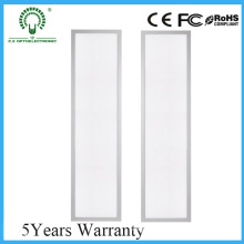 White Aluminum Housing Ultra Slim LED Panel 300X1200