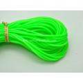 Красочные 2 мм силиконовый резиновый шнур