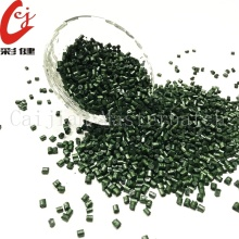 Green Free Spray Masterbatch Granule