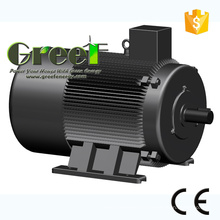 200rpm Permanent Magnet Generator for Wind and Hydro Turbine
