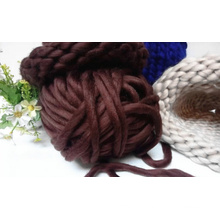 100% Superwash Extrafine Chunky Yarn Merino Wool Yarn