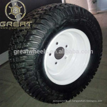 10 polegadas aço ATV rodas com pneus