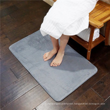 memory foam living room floor/bath mat