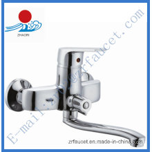 Single Handle Kitchen Faucet in Sanitary Ware (ZR20803-A)