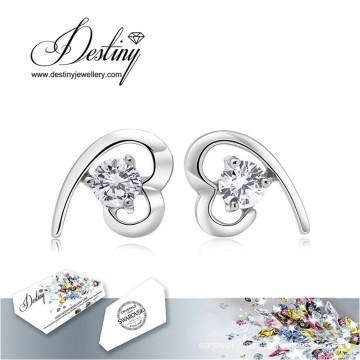 Destiny Jewellery Crystals From Swarovski Earrings Soulmate Earrings