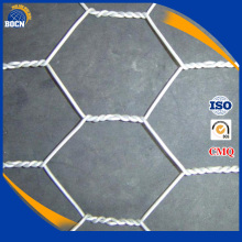 PVC enduit Hexagonal Gabion Cage Box Wire Mesh en filet