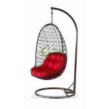 general use hanging egg-shaped chair