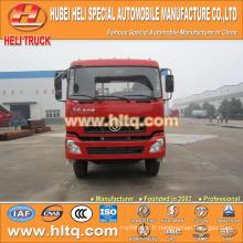 DONGFENG marque DFL camion à lit plat 260hp 6X4 bonne qualité et meilleures ventes fabriquées en Chine pour l'exportation.