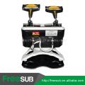 Freesub pneumatic auto mini double-station mug sublimation printing machine