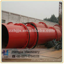 Good Drying Capacity Quarz Sand Rotary Dryer