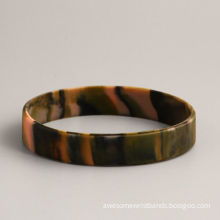 Camouflage Color Wristbands for sale