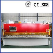 Nc / máquina de corte hidráulica do corte do metal do CNC (QC12K-10X3200)