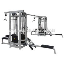 multi-jungle 8 stations/ gym fitness machine