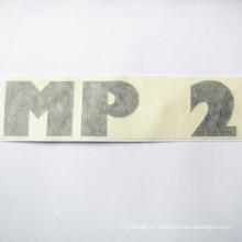 Etiqueta engomada de encargo del vinilo que imprime pegatinas troqueladas del vinilo con la película de la transferencia