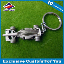 Porte-clés promotionnel de forme de voiture ouverte