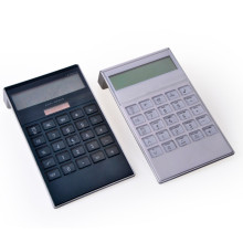 big display office Desktop Calculator with world time