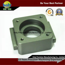 6061 Anodized Base CNC Aluminum Machining From CNC Center