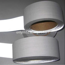 Grey Color Reflective Tape with Polyester