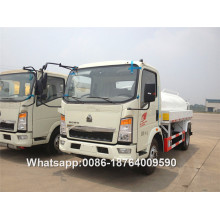 4X2 5cbm Air Sprinkler Truck