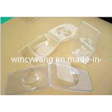Clear 2015 Folding Blister Packaging Box (HL-171)