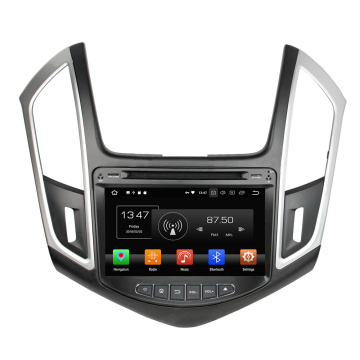 multimedia system with navigation for CRUZE 2015