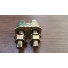 China Hersteller Rigging Hardware DIN 1142 Temperguss Draht Klemme