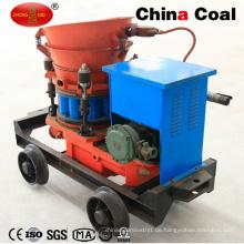 Trockene Art P66-Spritzbeton-Maschine für den Bergbau