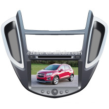 FACTORY!car dvd player for Chevrolet TRAX with GPS,TV,Bluetooth,3G,ipod,PIP,Games,Dual Zone,Steering Wheel Control