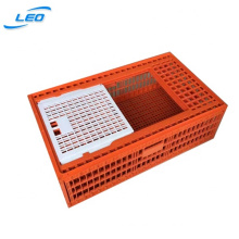 best price Plastic live poultry Transport Cage