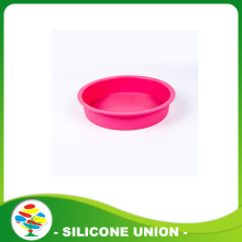 Foldable Custom Silicone Pet Dog Bowls