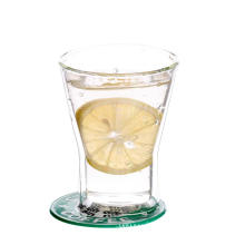 Hot Sale Handle Glass Cup Thé Earl Grey
