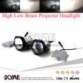 Atacado de Alta Qualidade Todo o Carro usado 40 W CPS Super Brilhante 12 V Q5 LENTE Grande Focada Alta Feixe de Baixo LEVOU Projetor Farol