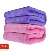 Microfiber Fabric Bath Towel for Baby