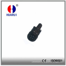 Hrmiller Plug мужской 4pol для сварки факел